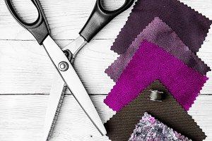 Scissors for fabric
