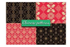 Chinese Seamless Patterns