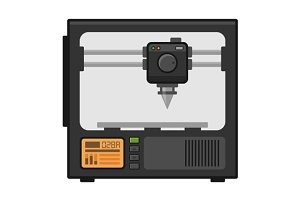 Printer 3d Set