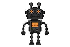 Fiction Robot