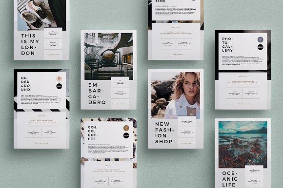 event flyer flyer templates creative market. Black Bedroom Furniture Sets. Home Design Ideas