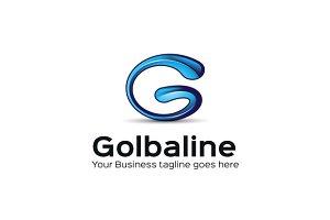 Golbaline Logo Template