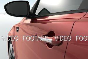 Luxury Car Animation 4k
