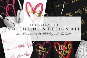 The Essential Valentine's Design Kit