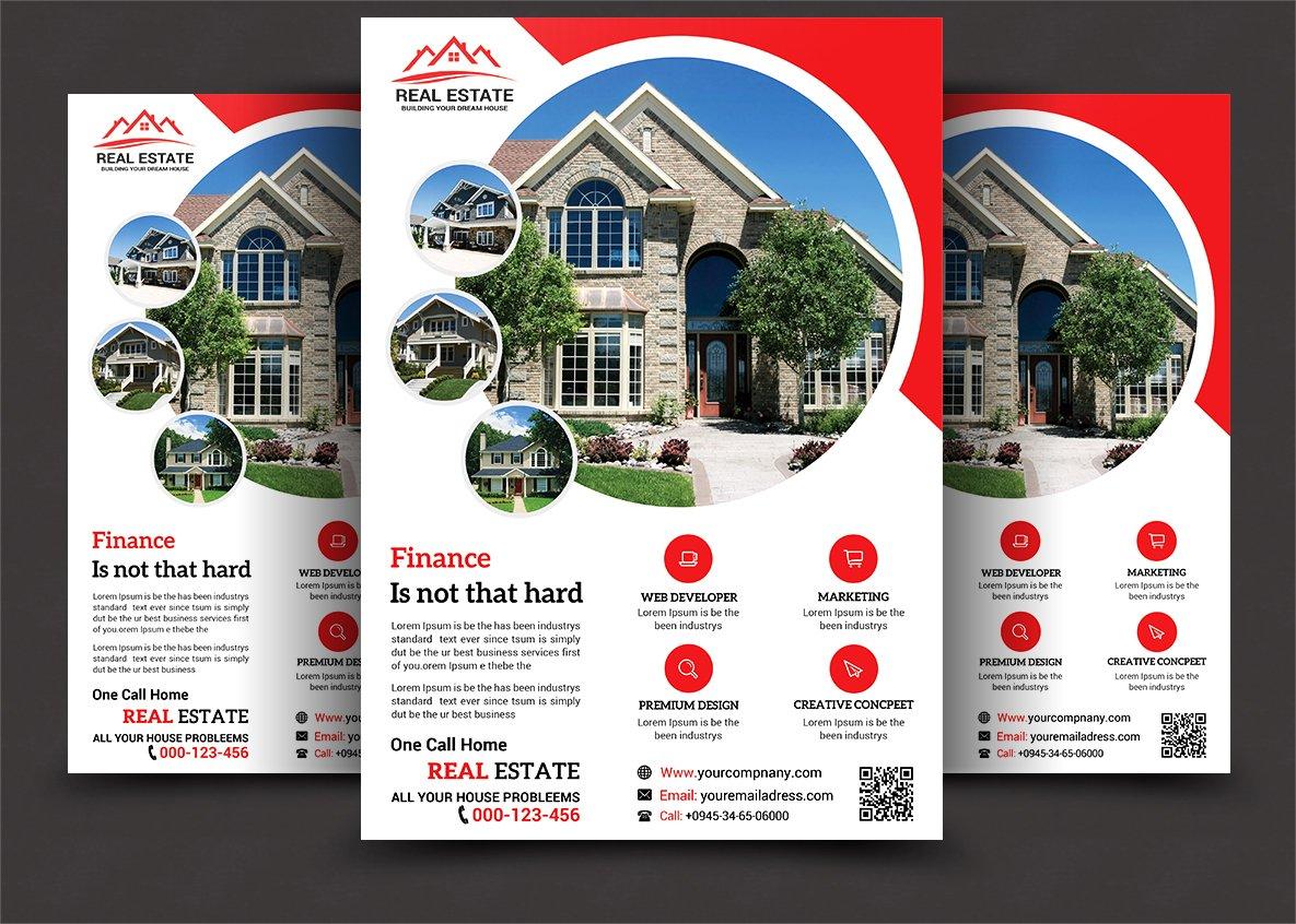 Real Estate Flyer Flyer Templates