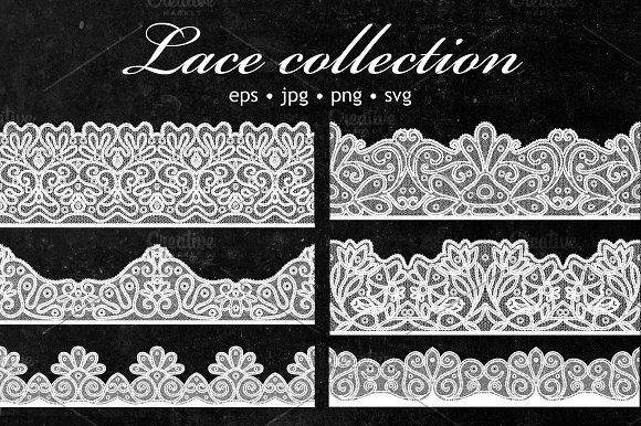 Lace Vector Collection