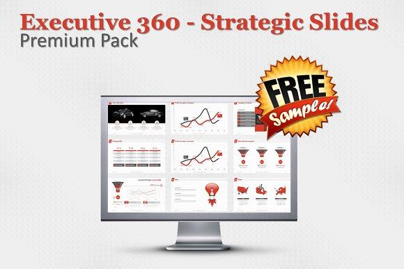 Executive 360 Premium Pack PP