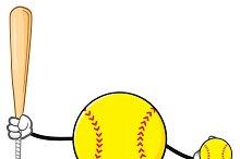 Softball Faceless Player Character