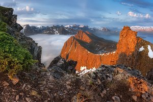 Mountain Husfjellet TIF
