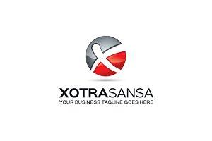 XotraSansa Logo Template