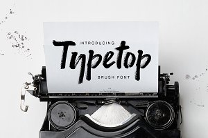 Typetop Font
