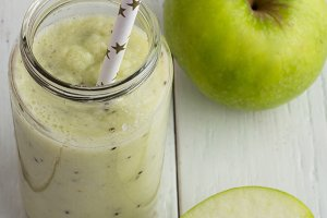 apple smoothies