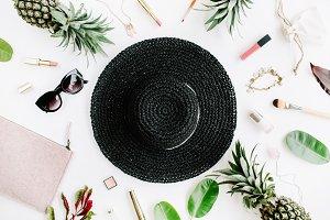 Female summer accessories