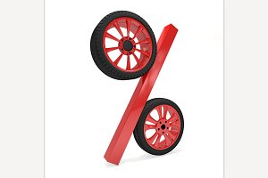 Car Wheel Sale
