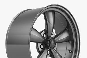Mustang Bullit Wheel Rim