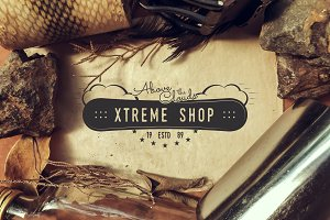 Extreme Shop Logo