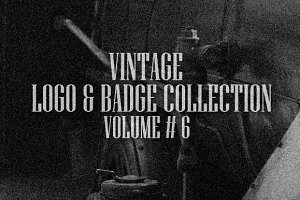 Vintage Logo & Badge vol. 6