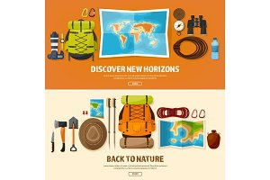 Travel,Hiking Background. Mountain Climbing.International Tourism,Trip to Nature,Around the World Journey.Summer Holidays,Camping.Exploring and Discovering Adventure,Worldwide Trekking Expedition.Map.
