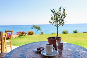 Traditional cyprus coffee