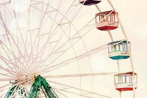 Ferris Wheel Jersey shore