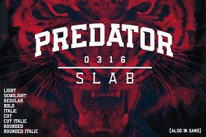 Predator 0316 Slab