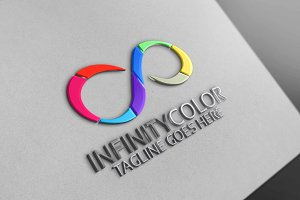 Infinity Color Logo