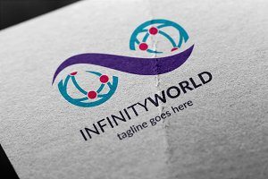 Infinity World Logo