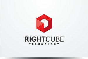 Right Cube Logo