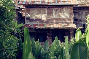 Old Thai House Style