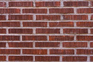 red brick wall pattern texture