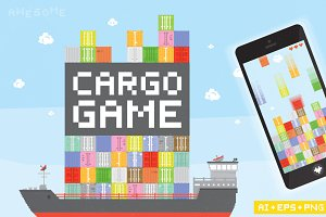 """CARGO"" game assets"