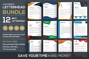 Letterhead Bundle