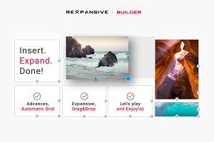 Rexpansive Page Builder