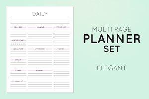 Planner Set - Elegant