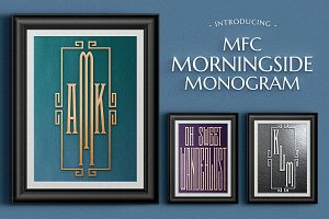 MFC Morningside Monogram