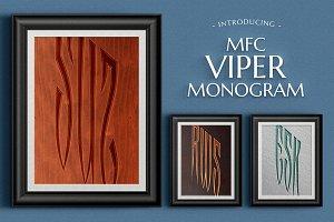 MFC Viper Monogram