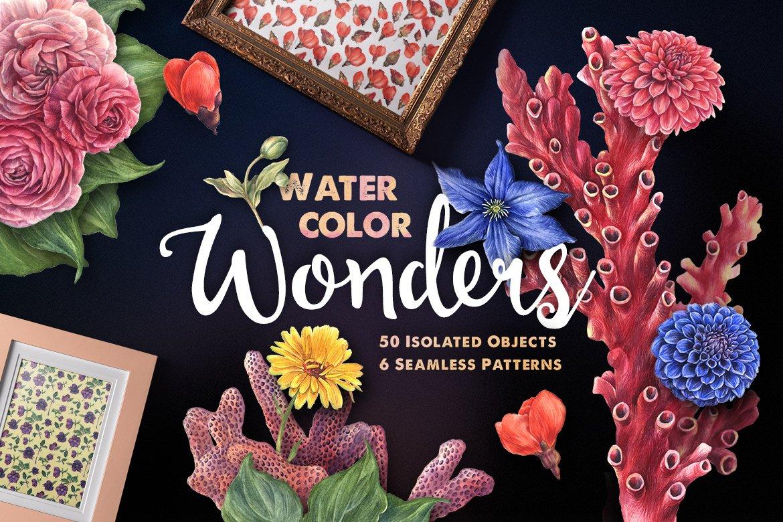 Color art floral wonders - Color Art Floral Wonders 45