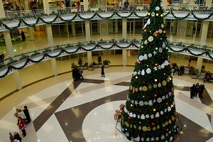 Shopping Center in Minsk,
