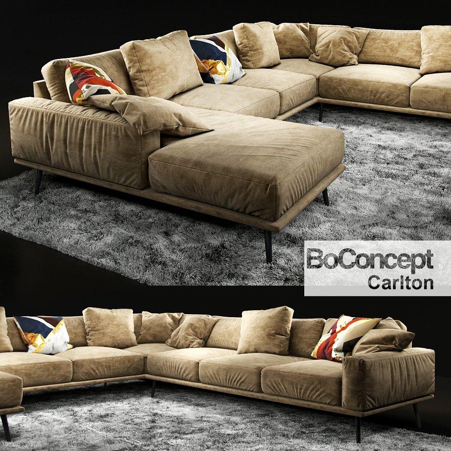 Sofa Boconcept Carlton Furniture