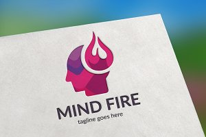 Mind Fire Logo