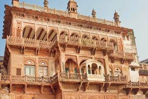 Old Fort in Varanasi