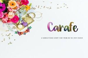 Carafe Casual Script