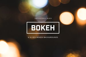 7 Bokeh Backgrounds