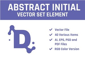Abstract Initial Vector Set Element