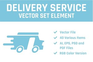 Delivery Service Vector Set Element