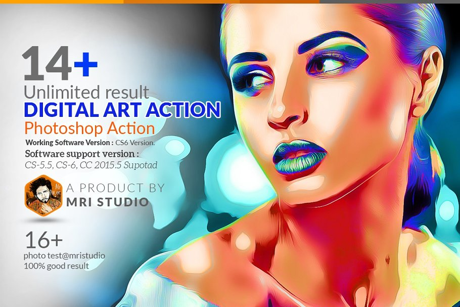 Digital Art Action