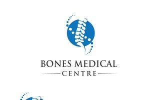 Bones Medical Centre Logo