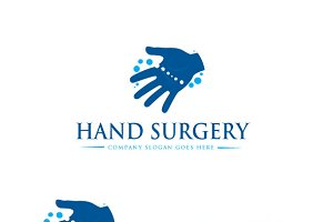 Hand Surgery Logo