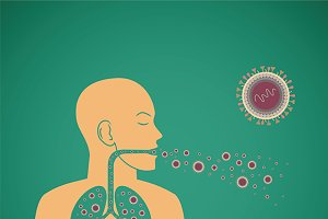 Respiratory virus concept