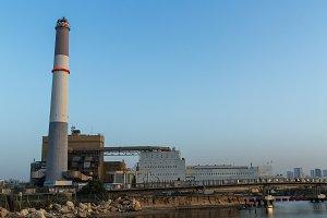 Reading Power Station Tel-Aviv . Israel .